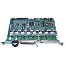 Card mở rộng 8 đường vào cho tổng đài Panasonic KX-TDA100/200 ký hiệu Panasonic kx-tda0180 - LCOT8