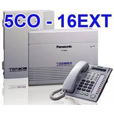 Tổng đài điện thoại Panasonic KX-TES824-5-16