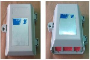 Hộp cáp điện thoại 10 đôi | tủ đấu dây IDF 10 đôi, 10x2, 10 Pair - POSTEF HC2TM