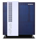 Tổng đài điện thoại Siemens HIPATH3800-8-8-120