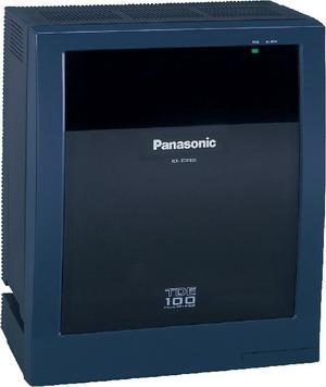 Tổng đài điện thoại Panasonic KX-TDE100-8-24