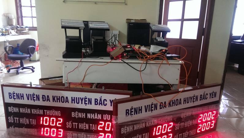Ngày 22 tháng 05 năm 2013, Triển khai lắp đặt hệ thống tổng đài nội bộ 76 số cho thuyền du dịch 9999 tại Tuần Châu - Quảng Ninh