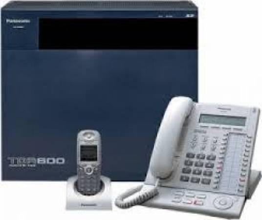 Tổng đài điện thoại Panasonic KX-TDA600-8-176