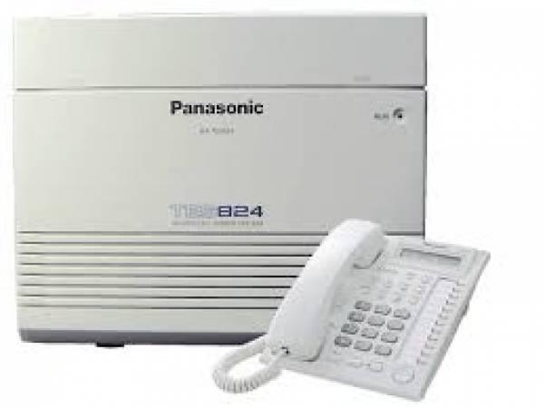 Sửa chữa tổng đài điện thoại Panasonic KX-TES824