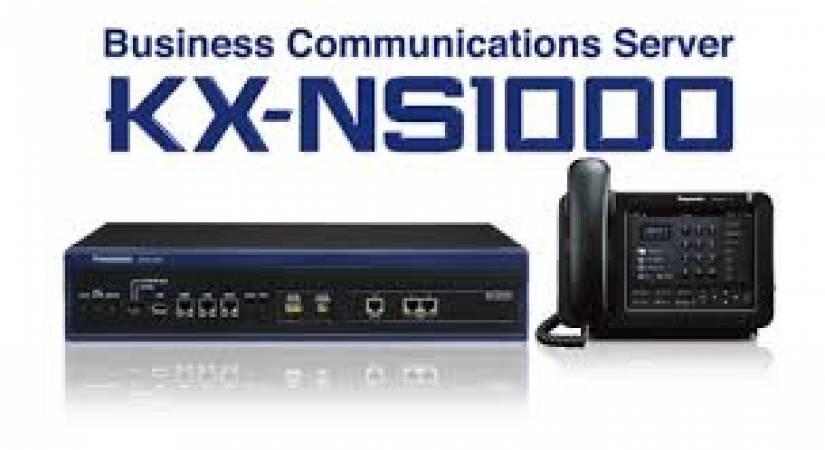 Giải pháp tổng đài IP Panasonic KX-NS300, KX-NS1000 cho nhà máy
