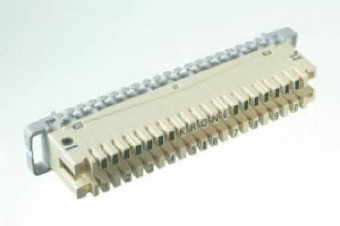 Phiến đấu dây Krone 10 đôi (6089 1 121-02) | Phiến Krone KH23 chính hãng