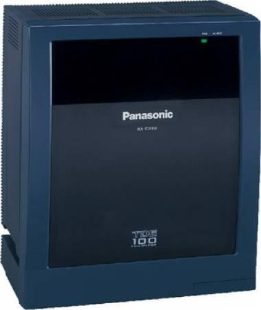 Tổng đài điện thoại Panasonic KX-TDE100-8-48