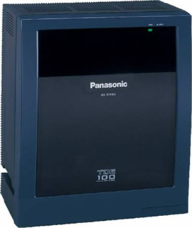 Tổng đài điện thoại Panasonic KX-TDE600-32-344
