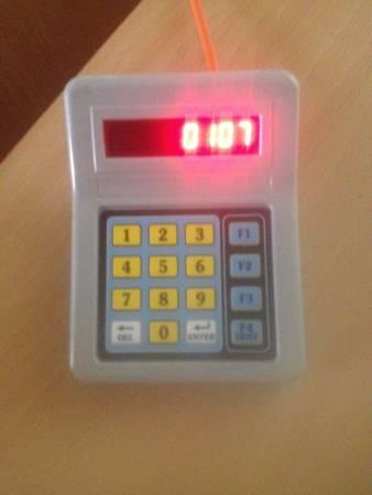 Thiết bị điều khiển gọi số tại quầy