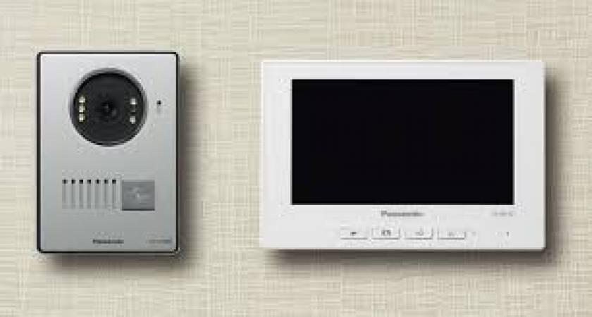 Chuông cửa có hình Panasonic VL-SF70BX