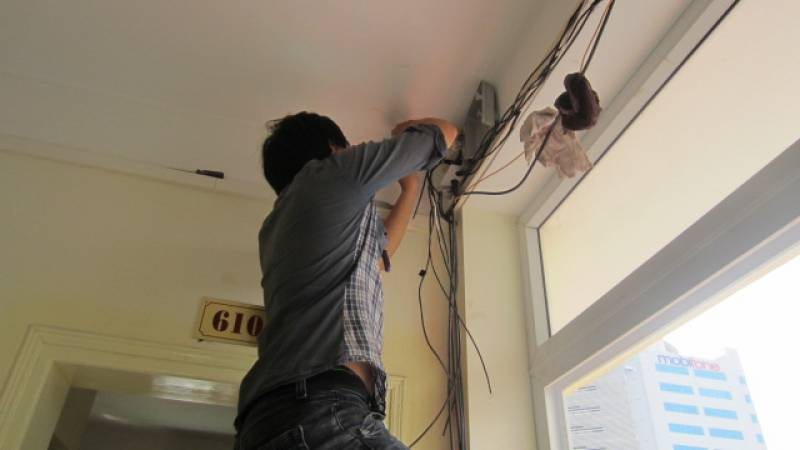 Sửa chữa tổng đài điện thoại panasonic KX-TDA600