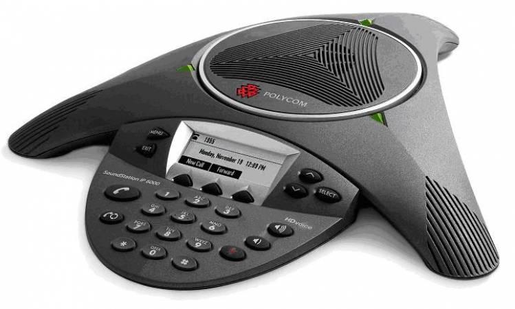 Điện thoại hội nghị Polycom SoundStation IP 6000