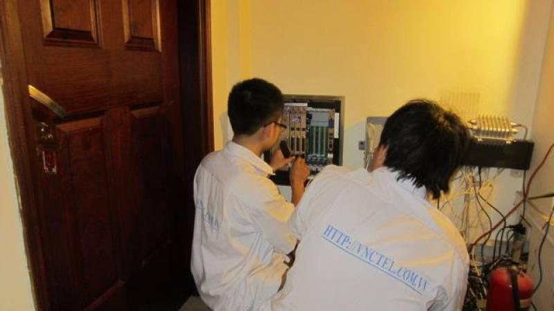 Sửa chữa tổng đài Panasonic KX-TDA600 không dây
