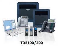 KX-TDE200: Khung tổng đài IP Panasonic với 11 khe cắm