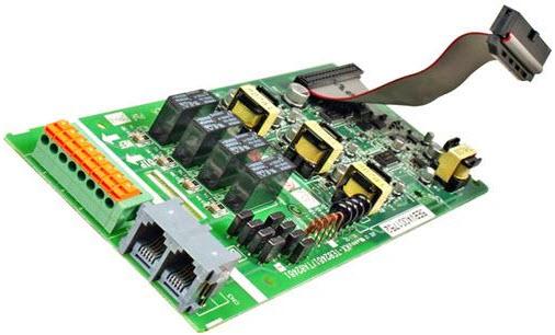 Card điện thoại cửa Panasonic KX-TE82461