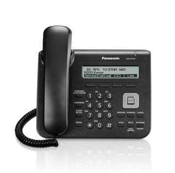 Điện thoại IP Panasonic KX-UT123