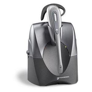 Plantronics CS55 Wireless  Headset & HL 10