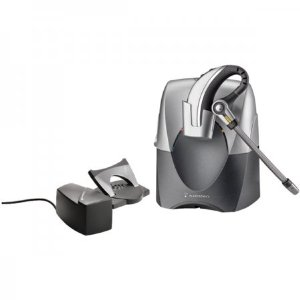 Plantronics CS70 Wireless  Headset & HL 10