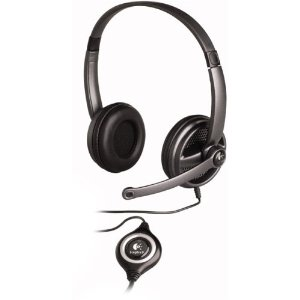 Headphone Logitech Premium USB Headset H350