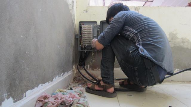 Sửa chữa tổng đài điện thoại Panasonic KX-TDA100