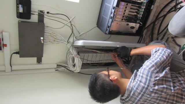 Sửa chữa tổng đài điện thoại Siemens Hipath 1120