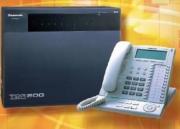 Lắp đặt tổng đài điện thoại panasonic KX-TDA200