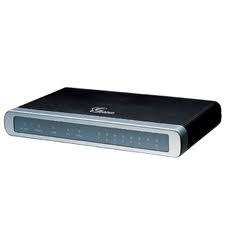 GXW4008: Card tổng đài IP giao tiếp 8 máy lẻ analog
