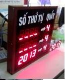 Bảng hiển thị thông tin số thứ tự gồm 3 dòng LED