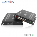 Video converter 04 channel BT-CVI4V1D-T/R