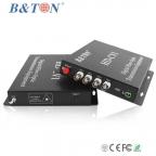 Video converter 04 channel BT-CVI4V1D-T/R
