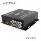 Video converter 08 channel BT-CVI8V1D-T/R